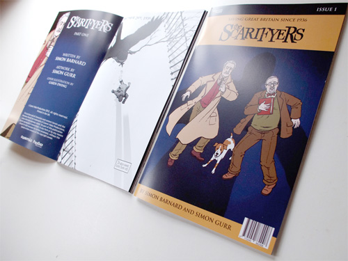 Scarifyers issue 1