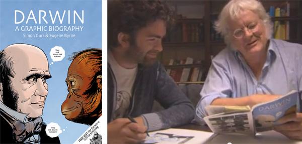 Cover of the BCDP edition. Talking to Redmond O'Hanlon for Beagle: in het kielzog van Darwin